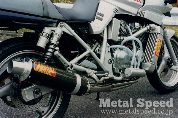 スズキGSX250S刀ターボ by メタルスピード